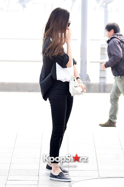 Girls Generation[SNSD] Jessica and f(x)'s Krystal Heading to Los Angeles to Attend Jimmy Choo's Event key=>20 count24