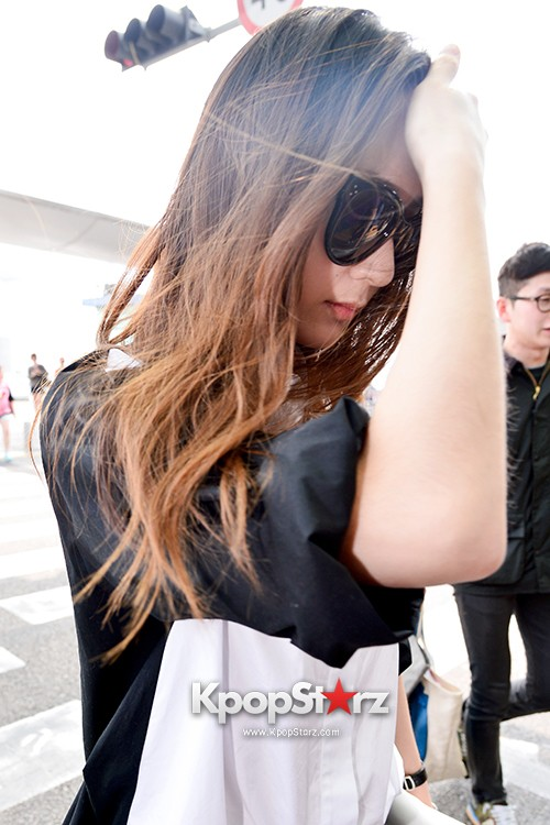 Girls Generation[SNSD] Jessica and f(x)'s Krystal Heading to Los Angeles to Attend Jimmy Choo's Event key=>23 count24