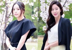 Min Hyo Rin and Jun Hye Bin Attend Oh Ji Ho's Wedding Ceremony