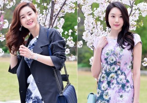 Choi Jung Yoon and Ha Joo Hee Attend Oh Ji Ho's Wedding Ceremony - April 12, 2014 [PHOTOS]