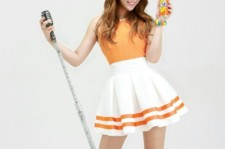 Ailee Becomes New Brand Model for Oran-C
