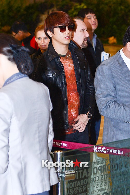 CNBLUE Heads Over To China To Attend 'YINYUE V-Chart Awards' key=>7 count17