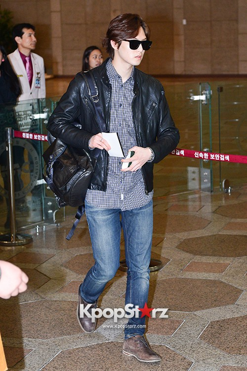 CNBLUE Heads Over To China To Attend 'YINYUE V-Chart Awards' key=>9 count17