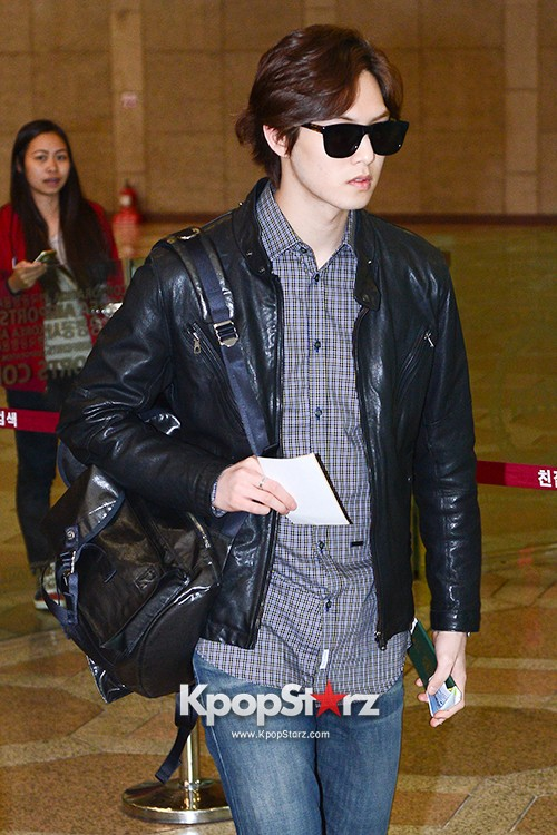 CNBLUE Heads Over To China To Attend 'YINYUE V-Chart Awards' key=>10 count17