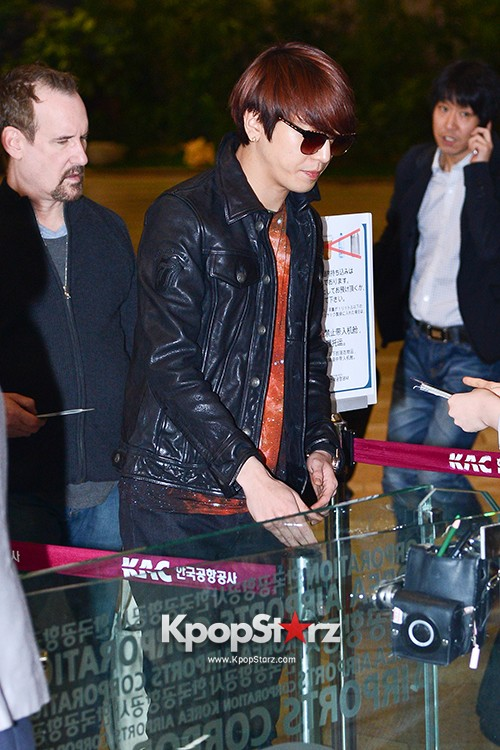 CNBLUE Heads Over To China To Attend 'YINYUE V-Chart Awards' key=>11 count17