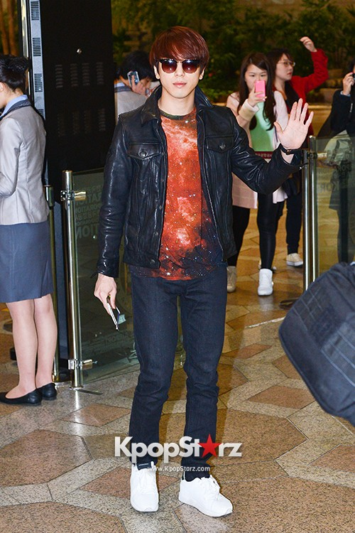 CNBLUE Heads Over To China To Attend 'YINYUE V-Chart Awards' key=>12 count17