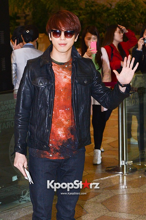 CNBLUE Heads Over To China To Attend 'YINYUE V-Chart Awards' key=>14 count17