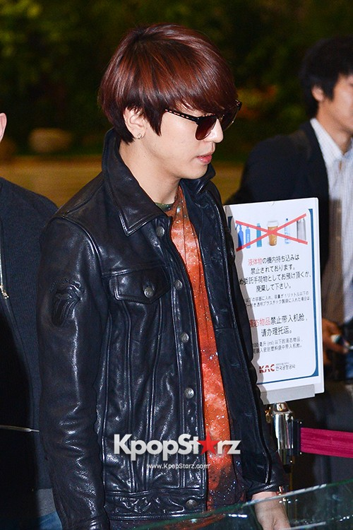 CNBLUE Heads Over To China To Attend 'YINYUE V-Chart Awards' key=>15 count17
