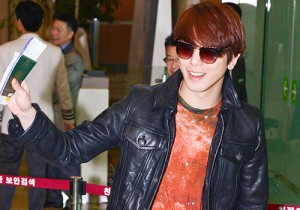 CNBLUE Heads Over To China To Attend 'YINYUE V-Chart Awards'