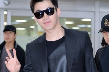 Super Junior-M at Gimpo International Airpor After Attending 'The 2nd YinYueTai V Chart Awards