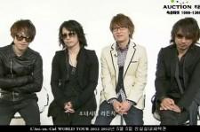 Popular Rock Band L'Arc~en~Ciel