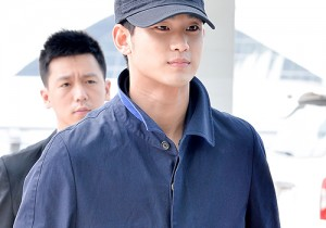 Kim Soo Hyun Heading to China for Sam Sung Galaxy S5 Event