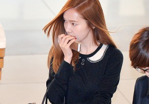 Girls Generation[SNSD] Jessica at Gimpo Airport Heading to Japan