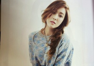 Girls Generation[SNSD] Jessica on Harper's Bazaar Magazine May 2014 Issue