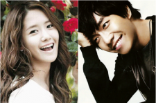 Lee Seung Gi and Yoona