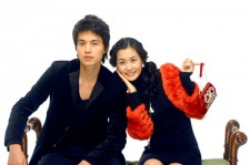 Lee Da Hae and Lee Dong Wook