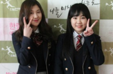Comprised of two sixteen-year-old girls, Park Jimin and Baek Yerin, 15& has the sound of singers twice their age, with a tasteful restraint and emotional directness that it takes most artists years longer to acquire.
