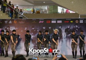 AlphaBAT Holds A Successful 1st Showcase in Malaysia - April 27, 2014 [PHOTOS]