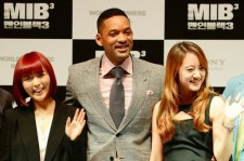Will Smith Love Call to Wonder Girls for Featuring