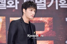 JYJ's Kim Jaejoong Attends MBC Drama 'Triangle' Press Conference