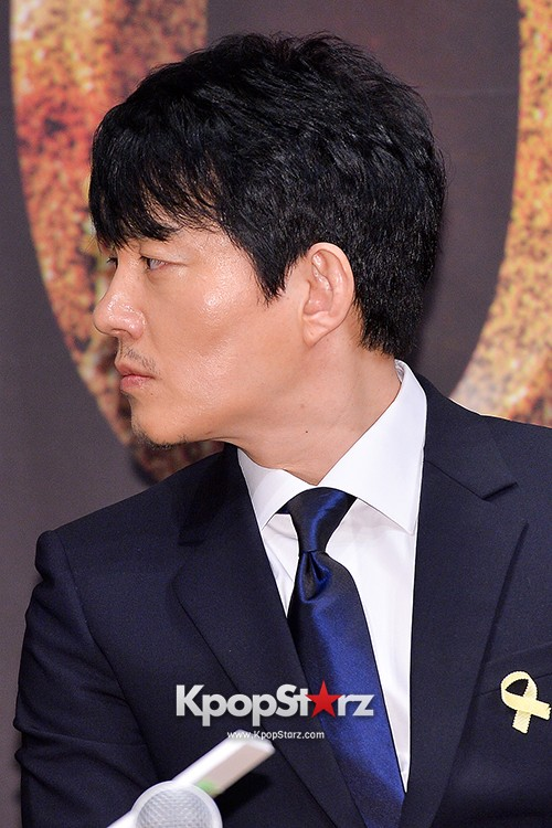 Lee Bum Soo and Oh Yun Soo Attends MBC Drama 'Triangle' Press Conferencekey=>20 count28