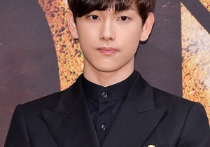 ZE:A's Im Si Wan Attends MBC Drama 'Triangle' Press Conference