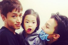 g-dragon picture with tablo and haru