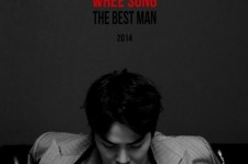Wheesung Releases New Album 'The Best Man' Teaser Photo Online