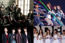 KARA, 2PM, Rainbow and More to Join 'Love-1 Festival' in Japan