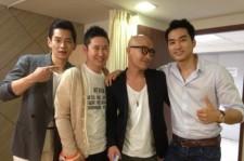 Song Seung Hun, On Joo Wan, Shin Dong Yup, Hong Suk Chun Meet On 'Witch Hunt'