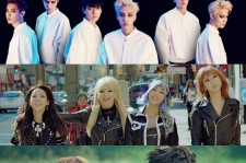 EXO, 2NE1, and Akdong Musician are excellent additions to your workout play list!
