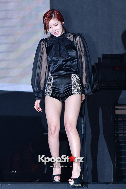 SECRET's Jun Hyosung Holds her 'TOP SECRET' Showcase'key=>1 count28