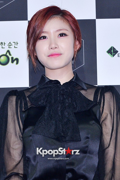 SECRET's Jun Hyosung Holds her 'TOP SECRET' Showcase'key=>0 count28