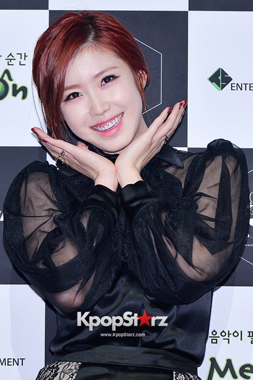 SECRET's Jun Hyosung Holds her 'TOP SECRET' Showcase'key=>15 count28