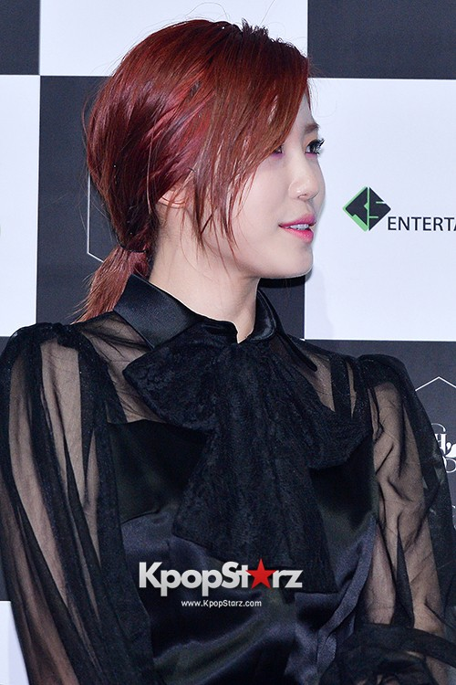 SECRET's Jun Hyosung Holds her 'TOP SECRET' Showcase'key=>16 count28