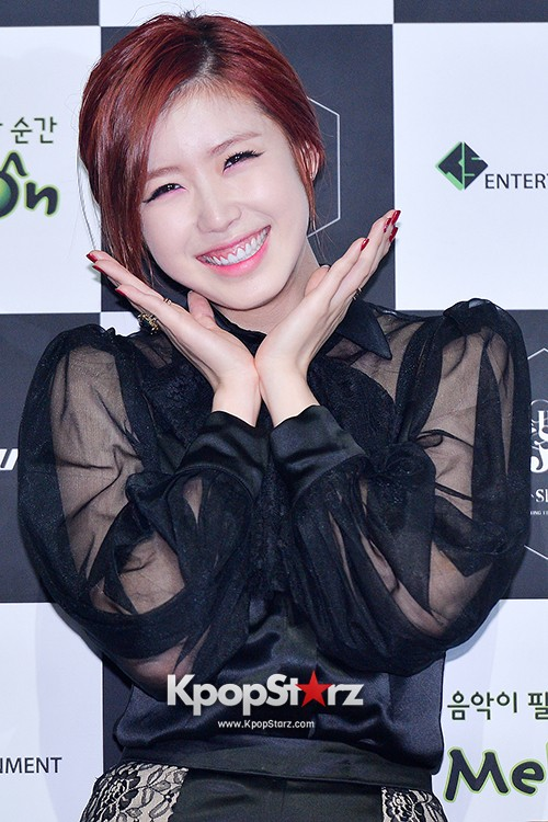 SECRET's Jun Hyosung Holds her 'TOP SECRET' Showcase'key=>18 count28