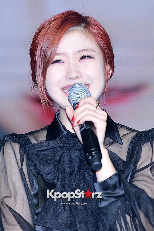 SECRET's Jun Hyosung Holds her 'TOP SECRET' Showcase'key=>21 count28