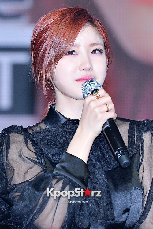 SECRET's Jun Hyosung Holds her 'TOP SECRET' Showcase'key=>22 count28
