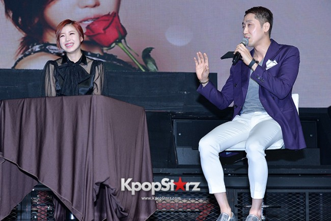 SECRET's Jun Hyosung Holds her 'TOP SECRET' Showcase'key=>24 count28