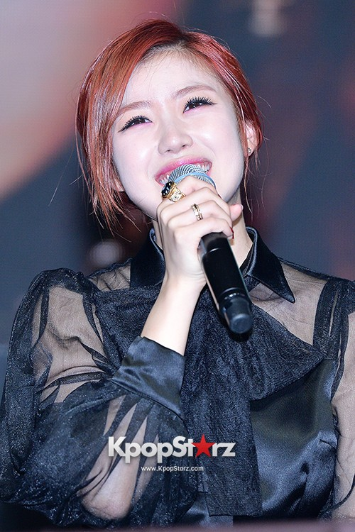 SECRET's Jun Hyosung Holds her 'TOP SECRET' Showcase'key=>25 count28