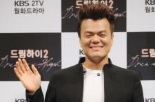 """Park Jin Young Explains """"Wonder Girls Reached Its Peak in Korea"""" Is a Mistranslation"""