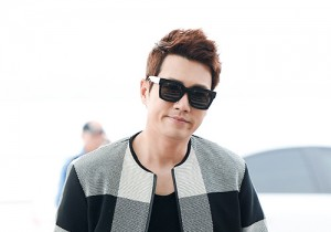 Joo Sang Wook at Heading to Swiss to Shoot Pictorials with Travel Magazine 'The Traveler'