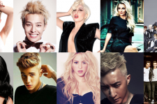 Fans of G-Dragon and EXO can vote against fans of artists such as Justin Bieber or Britney Spears.