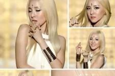 2NE1's Sandara Park