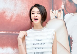 T-ara's Jiyeon Held a Press Conference for Never Ever with the Release of Her First Solo Mini-Album