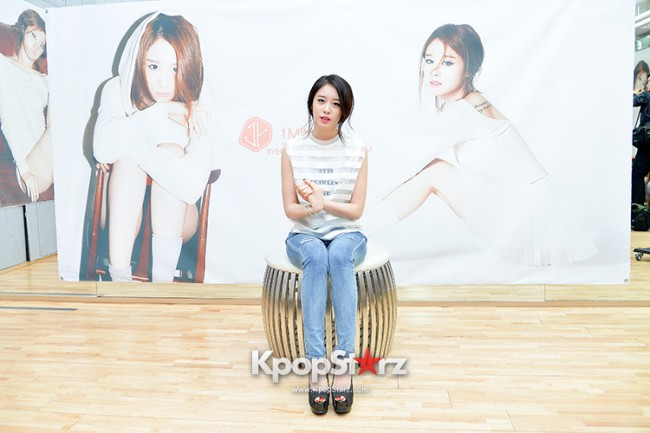 T-ara's Jiyeon Held a Press Conference for Never Ever with the Release of Her First Solo Mini-Albumkey=>3 count56