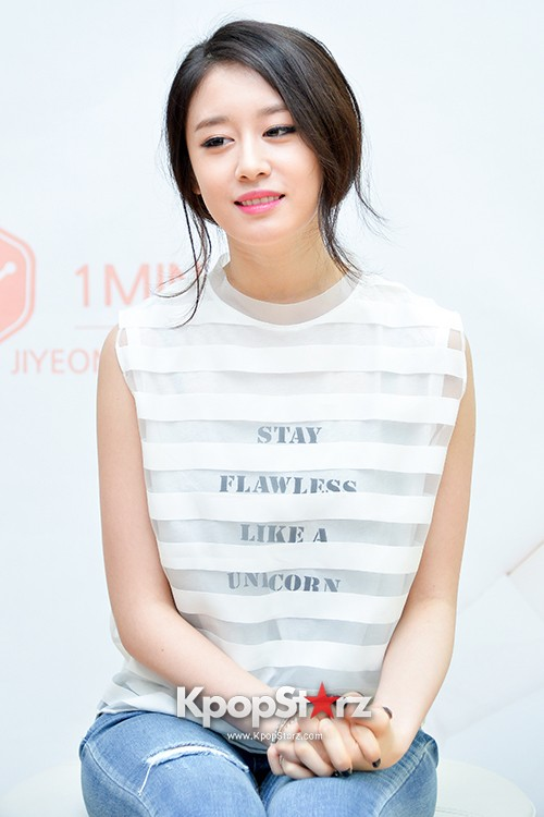 T-ara's Jiyeon Held a Press Conference for Never Ever with the Release of Her First Solo Mini-Albumkey=>4 count56