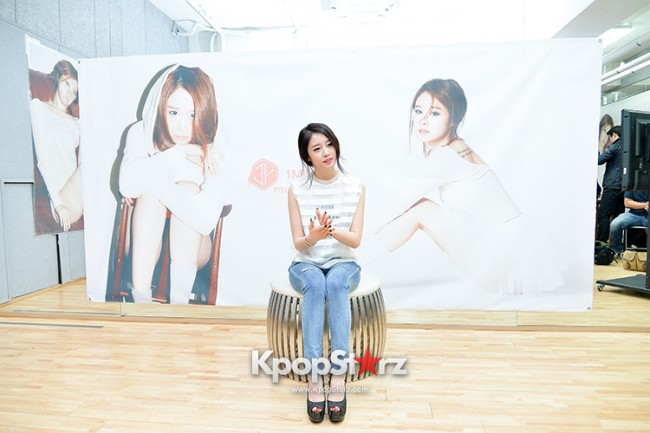 T-ara's Jiyeon Held a Press Conference for Never Ever with the Release of Her First Solo Mini-Albumkey=>6 count56