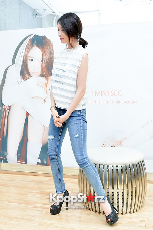 T-ara's Jiyeon Held a Press Conference for Never Ever with the Release of Her First Solo Mini-Albumkey=>13 count56
