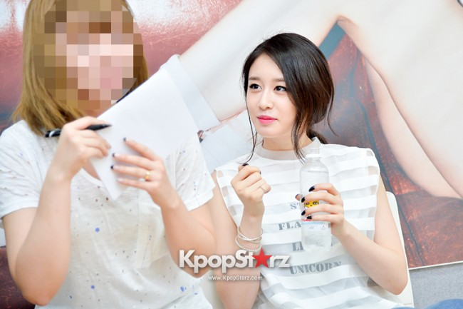 T-ara's Jiyeon Held a Press Conference for Never Ever with the Release of Her First Solo Mini-Albumkey=>19 count56
